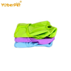 Cheap Reusable Washable Sanitary Dog Pants for Female&Male