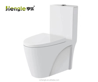 Hot sale sanitary ware washdown or siphonic ceramic one piece toilet