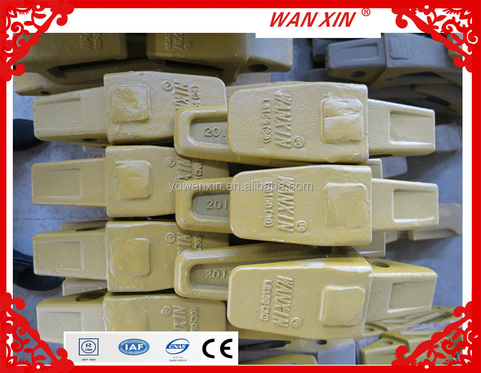 Fish-Scale Rock Chisel bucket teeth /TOOTH POINT/flat teeth for excavators wheel loaders backhoe