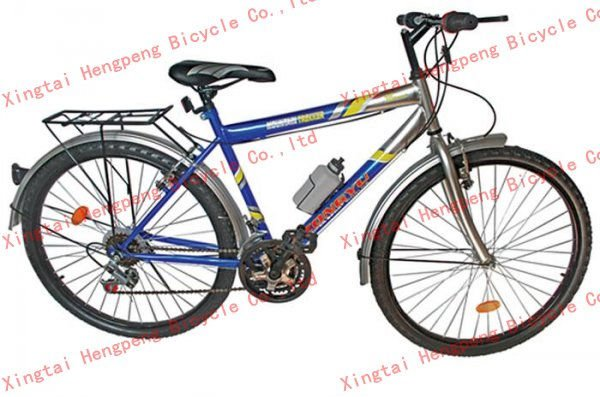 Aluminum Alloy 21 Speed Mountain Bike Bicycle Hp-mtb-001/Bicycle