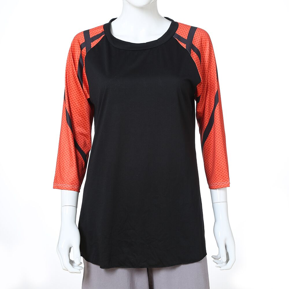 Wholesale Women Personalized Baseball Sports Raglan