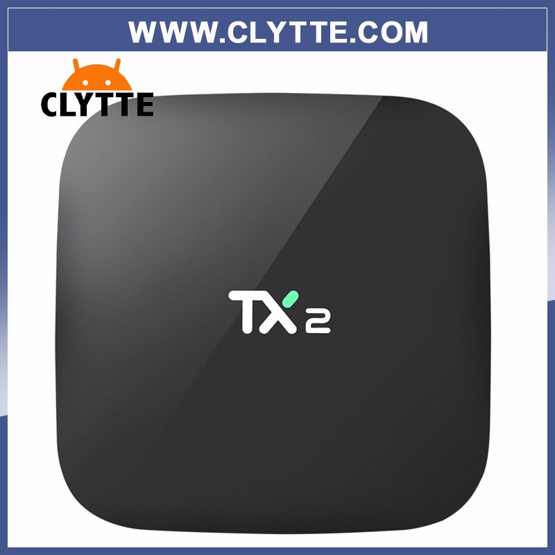 TX2 Android 5.1 TV Box RK3229 2.4G Wifi IPTV H.265 4K Kodi 17.0 Media Player Smart Set Top Box