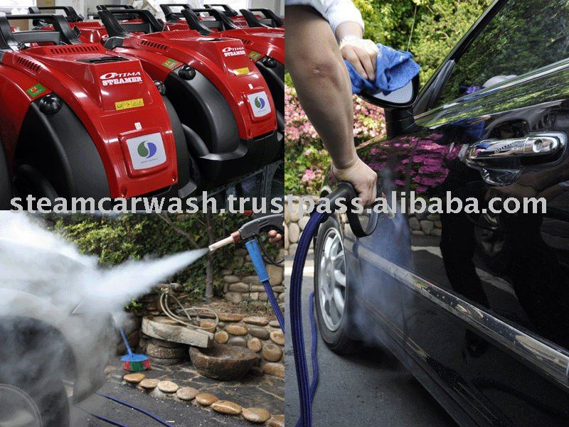 kita] Car Wash Machine Optima Steamer