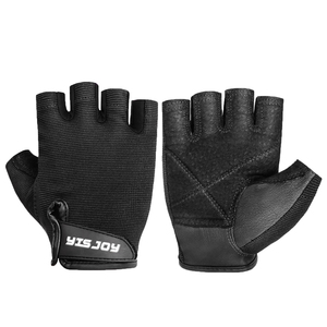 New Design half finger Weight Lifting Training Gym Gloves BodyBuilding Fitness Yoga Exercise Grip Gloves