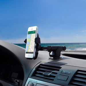 Manufacturer Supplier Universal Adjustable Windshield Dashboard Holder for Phone in Car Mobile Holder Mount