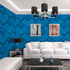 hot sale modern 3d wall panel wallpaper