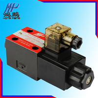 Online sale of hydraulic machinery spare parts Specification for DSG -02-2B2A-DL 220v solenoid valve