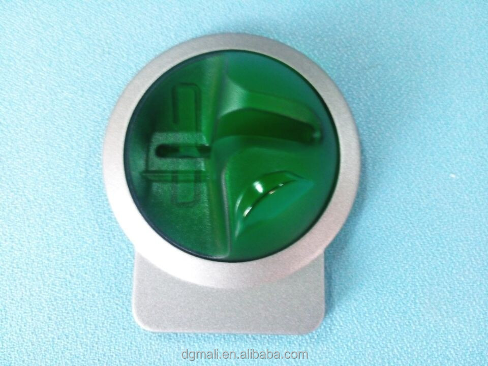 CNC Milling Anti Skimmer ATM Bezel for Diebold ATM Part with Clear Mouth Fast Delivery