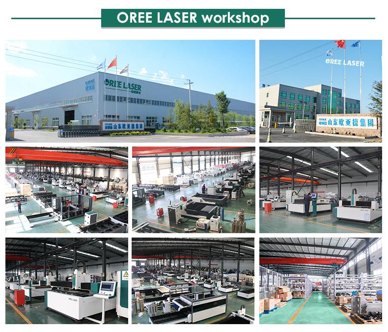 Mini metalen fiber laser snijmachine prijs 500 w 1000 w