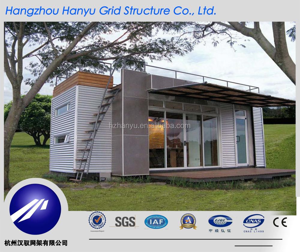 Casa Cubica Container Home Exterio Tiny Hous