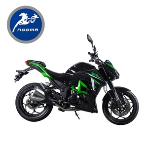 China lowest price 367cc two wheel twin cylinder EFI motorcycle