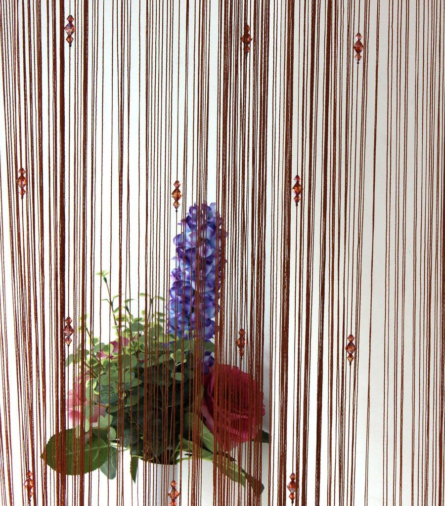 Buy Beaded String Curtain Door Divider Crystal Beads