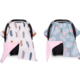 Large infant car seat canopy with opening for baby low price