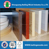 1.5*20 mm veneer /pvc edge banding for particle board