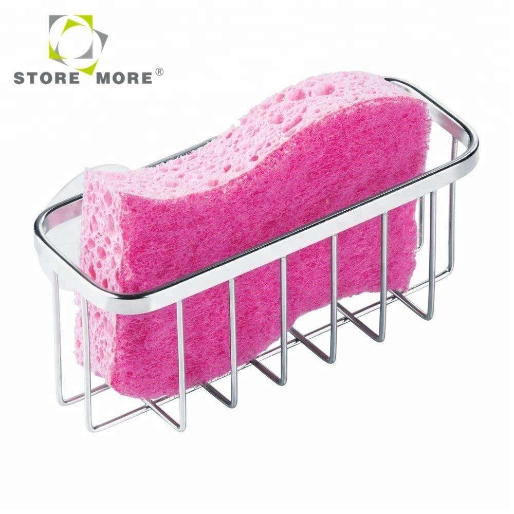 Inno-crea Kitchen Sponge Holder,Sink Organizer For Kitchen  Accessories,Suction Kitchen Sink Caddy Rack - Buy Sponge Holder,Sink  Organizer,Kitchen ...