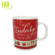 personalized coating mug for sublimation