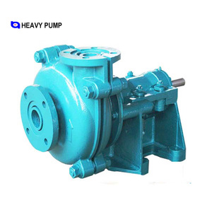 abrasive small sand stone gold slurry pump