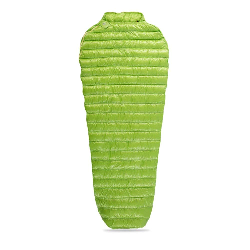 AEGISMAX MINI LONG Series Outdoor Camping Ultralight Goose Down Mummy Sleeping Bag Three-Season Down Sleeping Bag Outdoor Lazy bag