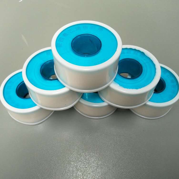 12mm white and colorful PTFE thread sealing  tape used for all kind of thread sealing