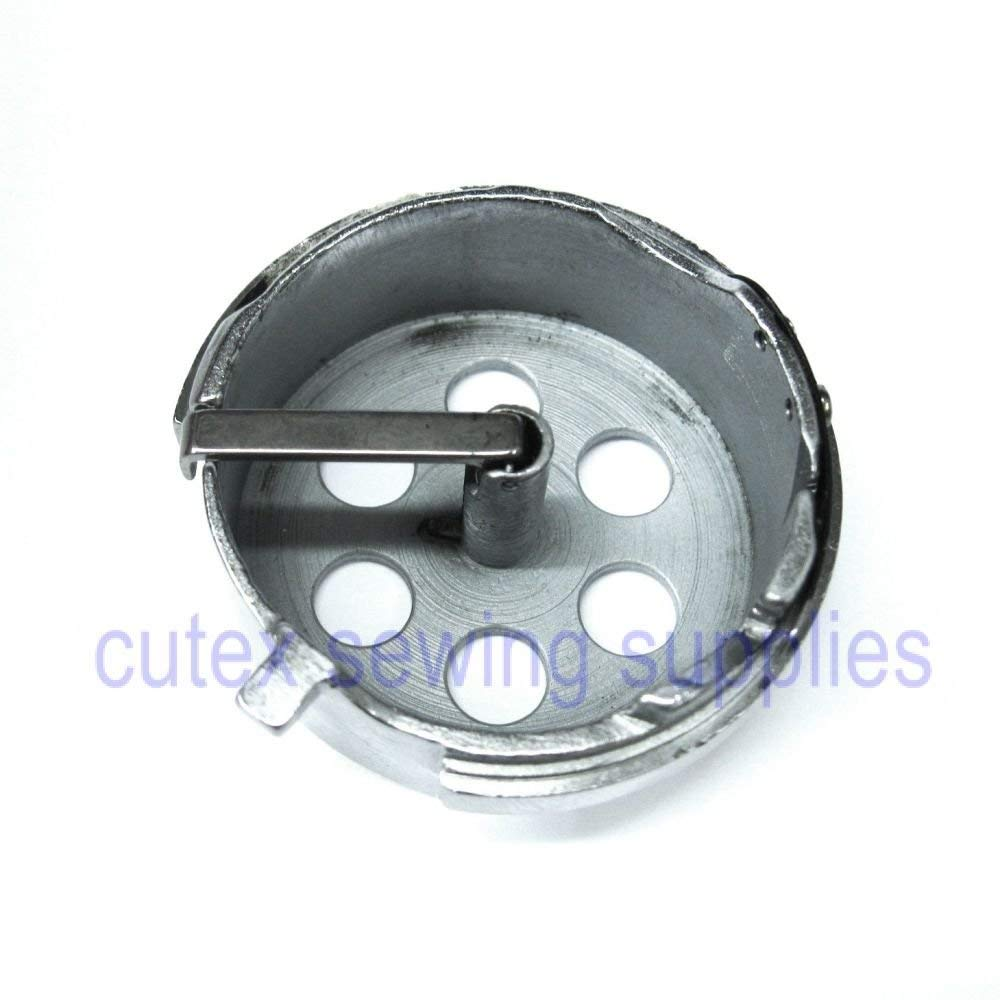 Cutex (TM) Brand Hook Base, Bobbin Case #265090, #265086 For Singer 144W, 145W Sewing Machines
