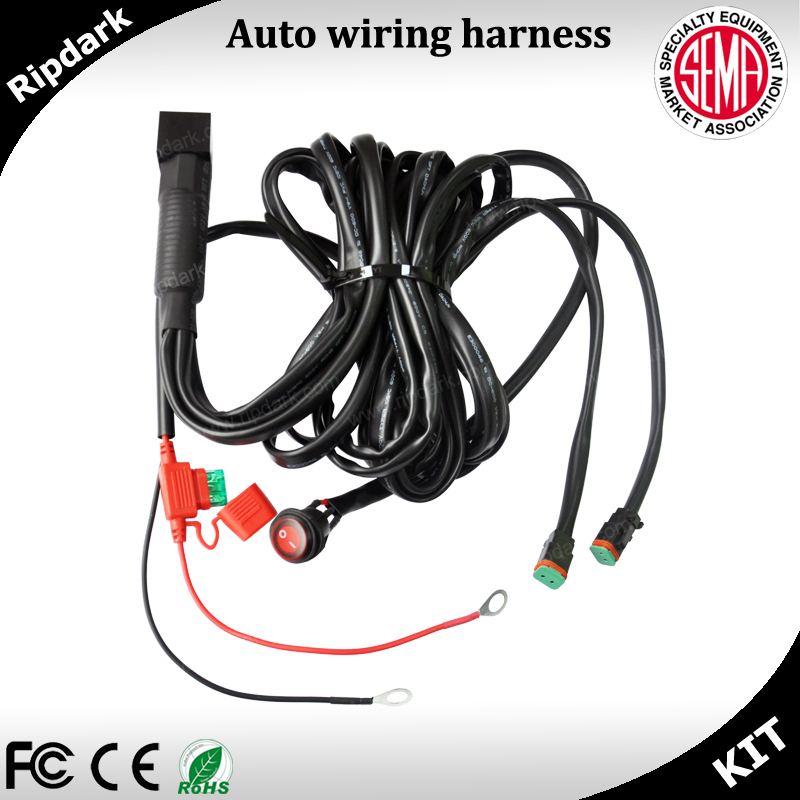 Custom Car Wiring Harness | Wiring Diagram on