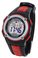 fashion men and women cheap water resistant 3 atm unisex LCD digital watch for India market