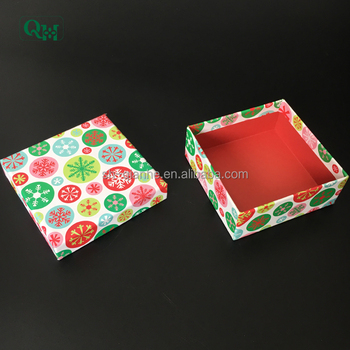 Small Birthday Gift BoxToy Packaging BoxHandmade Box
