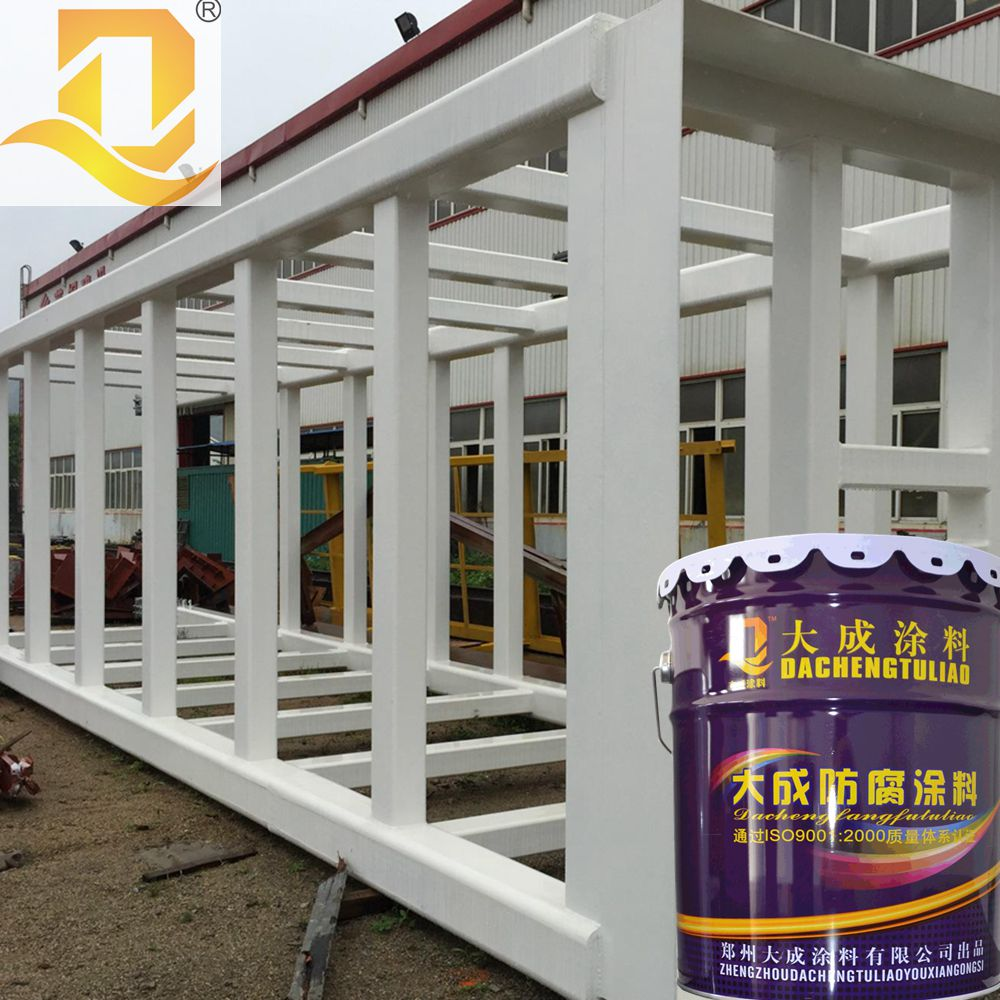 China famous brand Alkyd enamel Anti-corrosive alkyd paint