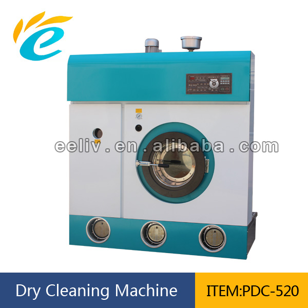Laundry commercial used dry cleaning equipment