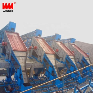 Reasonable design gravel stone crushing plant used in construction,highway,road