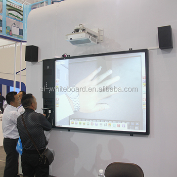Ultra Short Throw Projector All In One Touch Screen