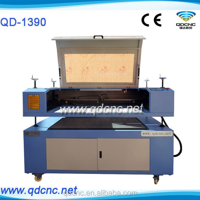 jinan qiangda 1390 laser engraving machine / stone laser engraver for sale QD-1390