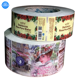 Professional custom private label,paper sticker,label and adhesive label sticker printing