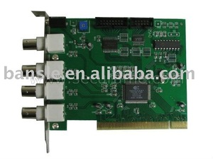 4 channel Real Time Video Capture board
