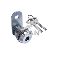 Safe padlockable brass key lock kit compartment key lock from China