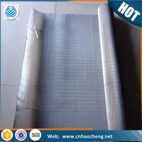 Caustic alkali metal production special silk inconel 605 wire mesh/ wire filter mesh/ wire mesh screen