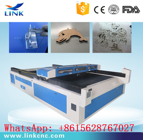 130w CO2 CNC Laser Cutting Engraving Machine for cutting acrylic wooden materials