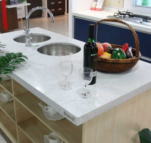 Precut Kitchen Countertops : Kitchen Countertop,Precut Countertop - Buy White Quartz Countertop ...