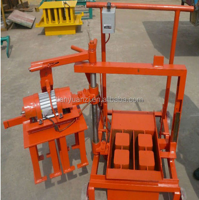 Solid block brick making machine production line / clay brick machine price/mobile block machine for usa