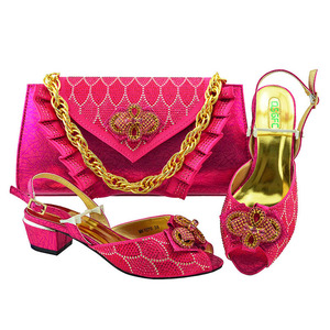 c8a6a6cefcf Gold Shoes And Bag To Match, Gold Shoes And Bag To Match Suppliers and  Manufacturers at Alibaba.com