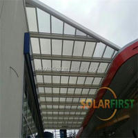 Factory price solar thin film solar cell, A-Si CdTe solar panel with high transparency for BIPV high efficiency flexible
