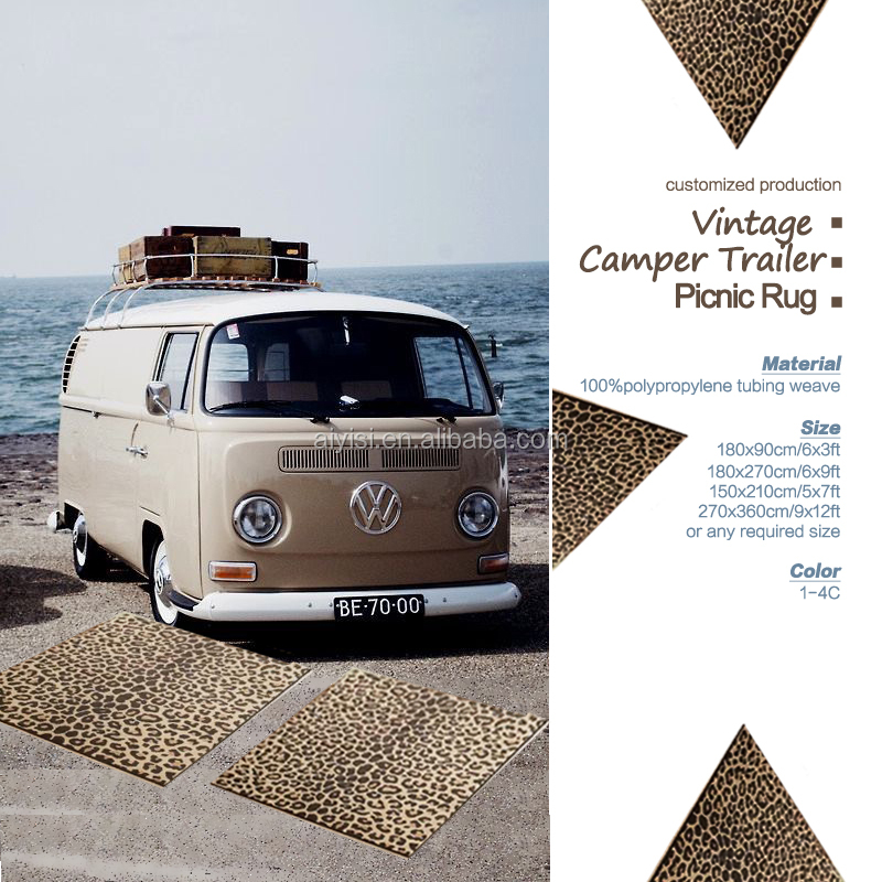 9' x 12' eco-friendly outdoor rug woven from straws make of premium recycled plastic beach mat