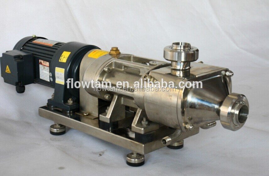 stainless steel 316 meat transfer pump,sauce transfer pump