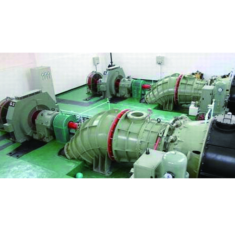 HNAC Mini Hydro Power Plant Water Turbine Equipment