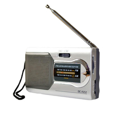 High-performance AM/FM Receptor de <span class=keywords><strong>Rádio</strong></span> BC-R22 88-108MHz AM 530-1600KHz FM Portátil mini Speaker <span class=keywords><strong>Rádio</strong></span> de Bolso