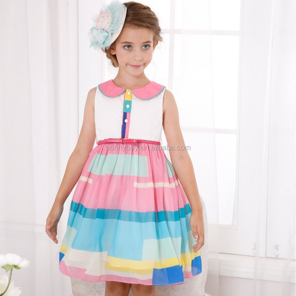 4ed8cdac8 New Fashion Colorful Girls Dress Nova Kids Western Wear - Buy Kids ...