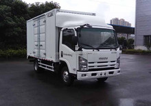 Japan Wushiling 100p mini transport van cargo truck