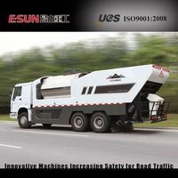 CTB3500 Synchronous Chip Asphalt Sealer