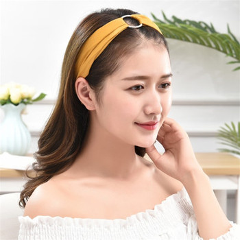 Best price Wrap sport cotton Headband Twisted Knotted Hairbrands