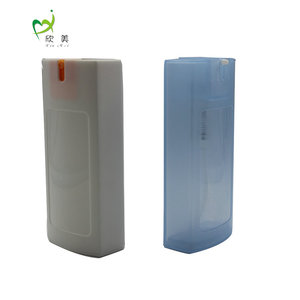 Competitive Price 10ml 15ml 20ml 25ml 40ml 75ml Plastic Credit Card Flat Spray Bottle